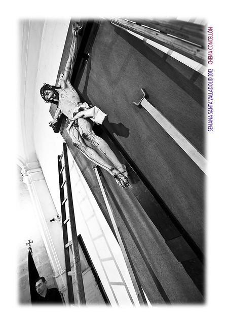 El guardián de la escalera