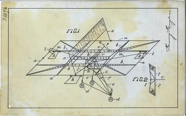 Richard Pearse's fantastic flying machine