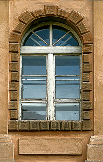 Old Castle Window