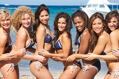 Dallas Cowboys Cheerleaders Calendar Shoot - Team Scuba 1 - The Boys Are Back blog 2013