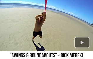 'Swings and Roundabouts' - Rick Mereki