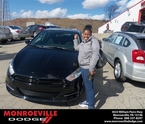 Monroeville Dodge would like to say Happy Birthday to Caquitta Green-Davis! by Monroeville Dodge