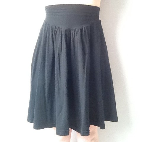 American Apparel black skirt from tag sale in Great Neck