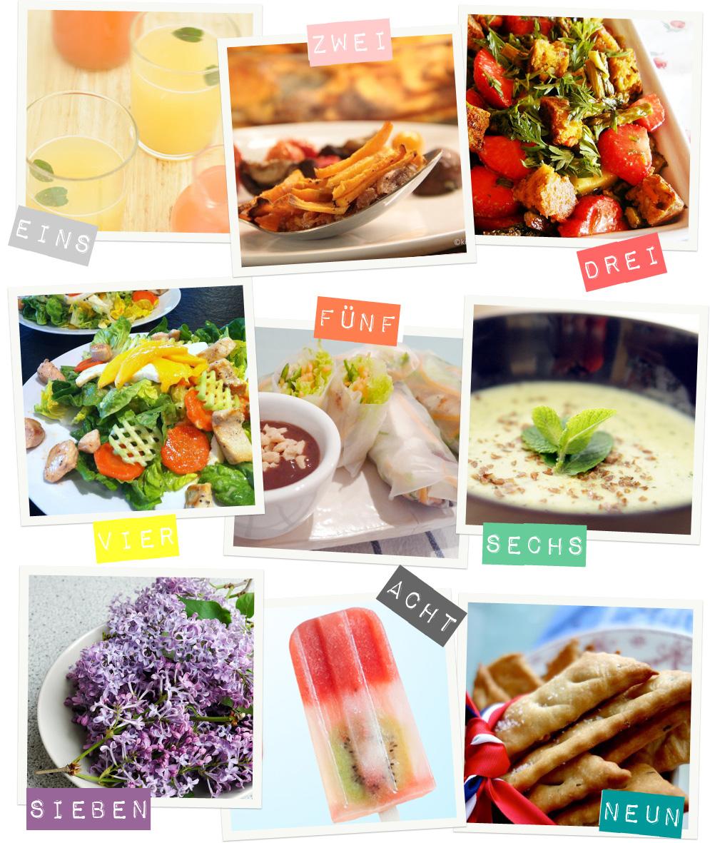 in den töpfen der österreichischen foodblogger: mai.