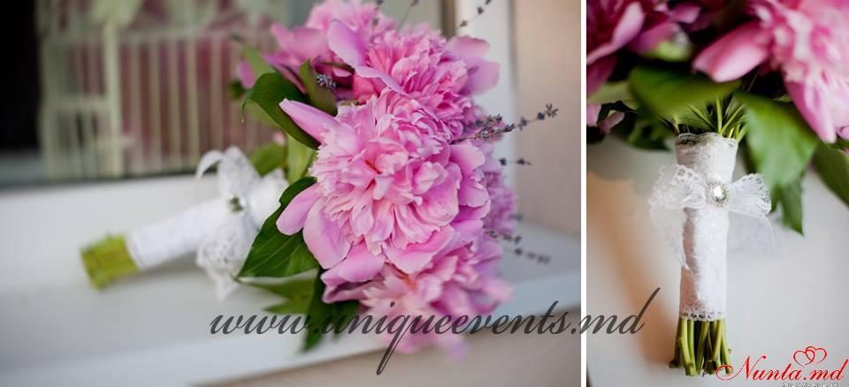 Unique Events: декорации для свадьбы > Фото из галереи `Buchetul miresei`