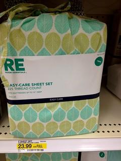 Target Sheets