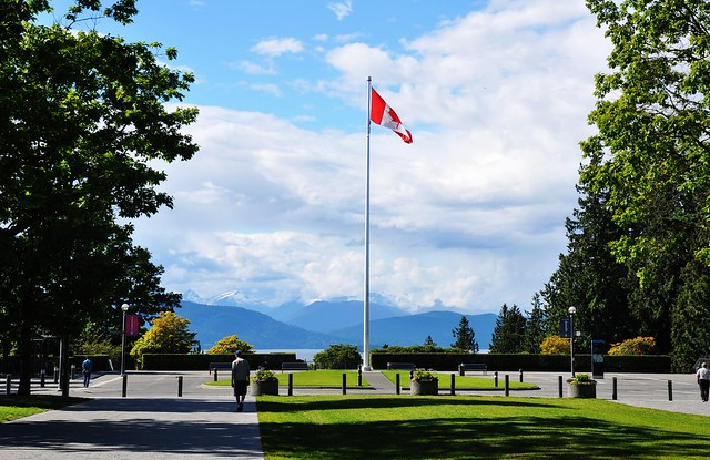 UBC, Vancouver 2013