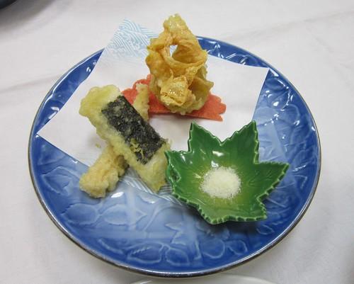 揚げ物/熱海保養所の夕食 2013年6月17日18:30 by Poran111