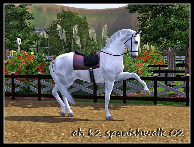 Spanish Walk 02