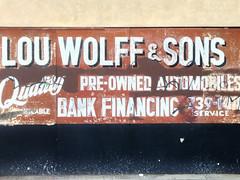 Advertizing Signs