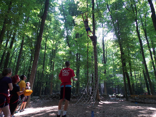 NSLC_Session1_Theater & Sports_Ropes Course