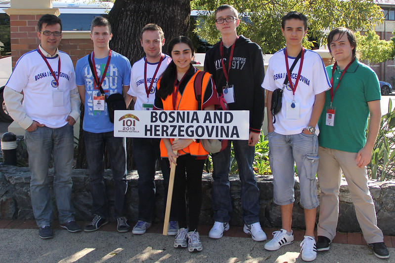 Team Bosnia and Herzegovnia