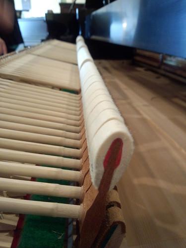 Steinway Pianos of Calgary - Piano Hammers