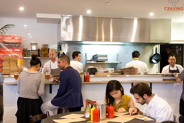 Pyrmont Cafes Breakfast