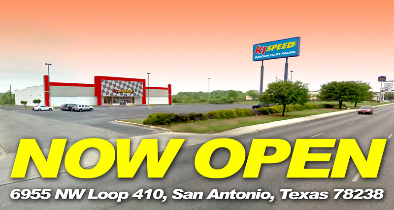 K1 Speed Opens Newest Indoor Karting Center In San Antonio K1 Speed