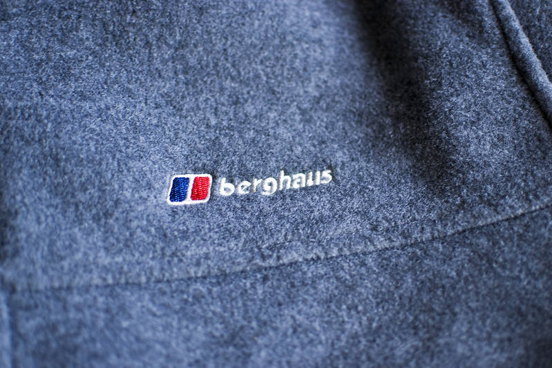 Berghaus PolarPlus Fleece Jacket Logo