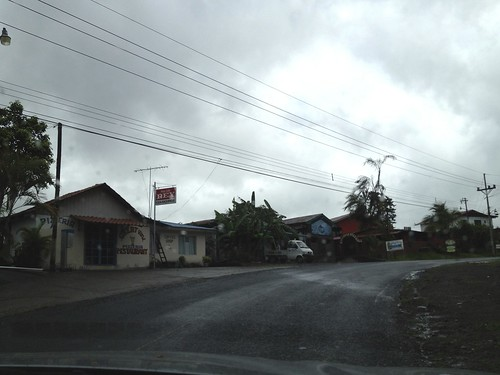 Leaving Arenal Area