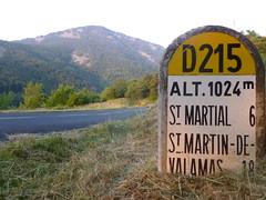 D215, Ardèche