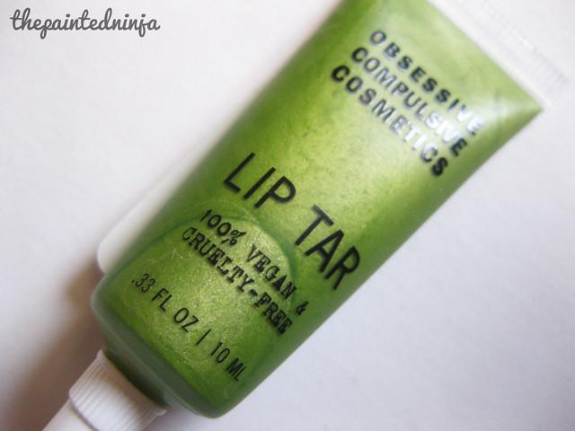 OCC Fragmented Lip Tar