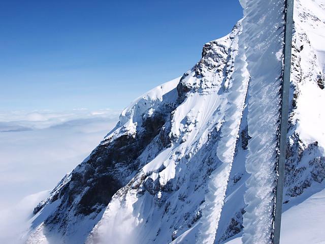 Jungfraujoch, Swiss Alps