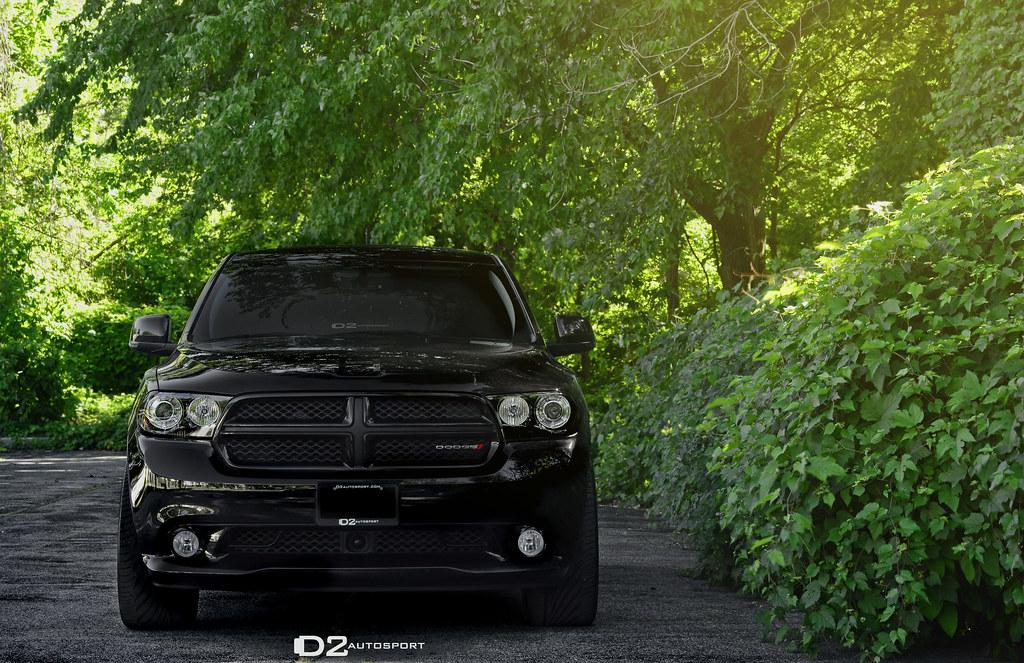 Dodge Durango Rt Modded With Blackness D2autosport