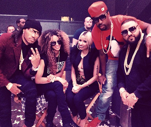 Dj Khaled Ft. Future, Dj Khaled & Rick Ross -