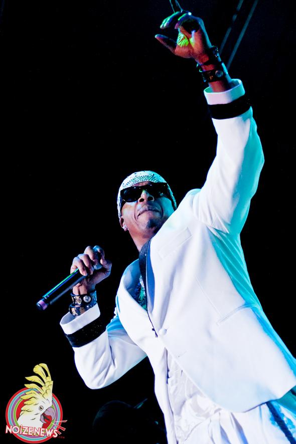 MC Hammer in Detroit