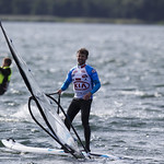 Frederik, Crown Prince of Denmark at the KIA Cold Hawaii PWA World Cup