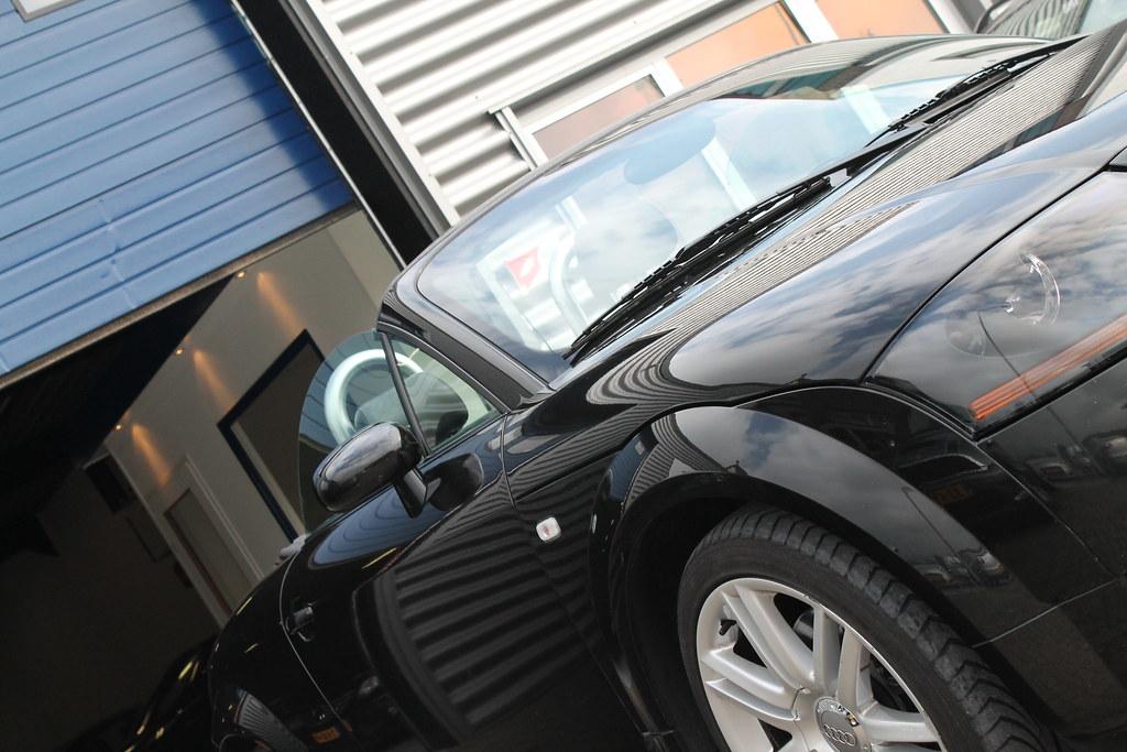 Foto Audi TT Cabrio 1.8T 5V 180PK S-Line
