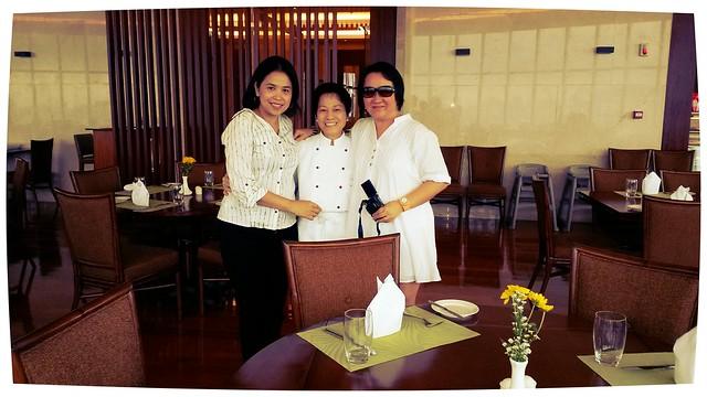 with Chef Jessie