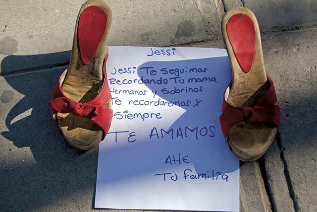 MEXICO-JUAREZ-MISSING WOMEN-DEMO