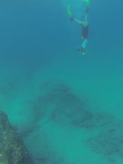 Snorkeling, Lanzarote