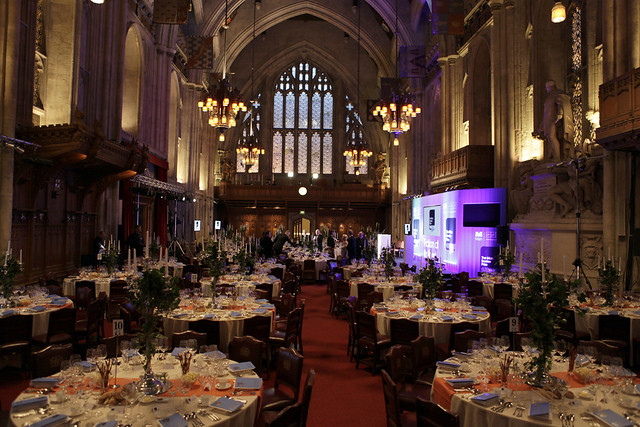 The Man Booker Prize dinner 2013
