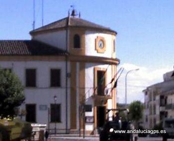 Jaén - Peal de Becerro - Ayuntamiento 37 54' 47 -3 7' 14