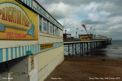 Penair Oldies Reunion 2013 - Paignton Pier by www.stockerimages.blogspot.co.uk