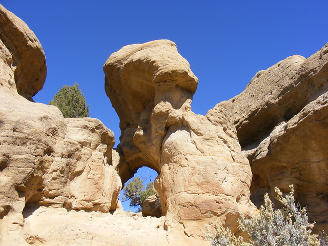 New Mexico Natural Arch NM-418