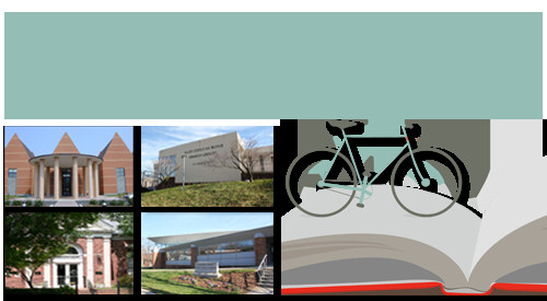 Alexandria Library branches, tour by bicycle