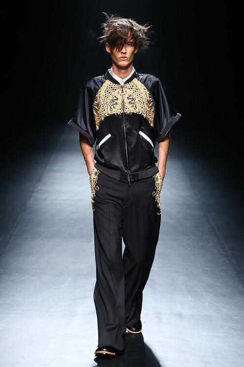 SS14 tokyo CHRISTIAN DADA009_Dzhovani Gospodinov(Fashion Press)