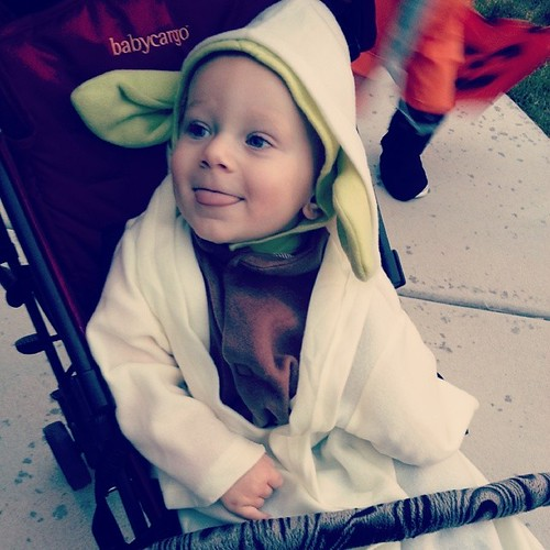 Cutest #yoda ever #starwars #starwarsjusticeleagueunite