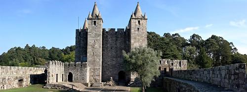 Castelo de Santa Maria da Feira...