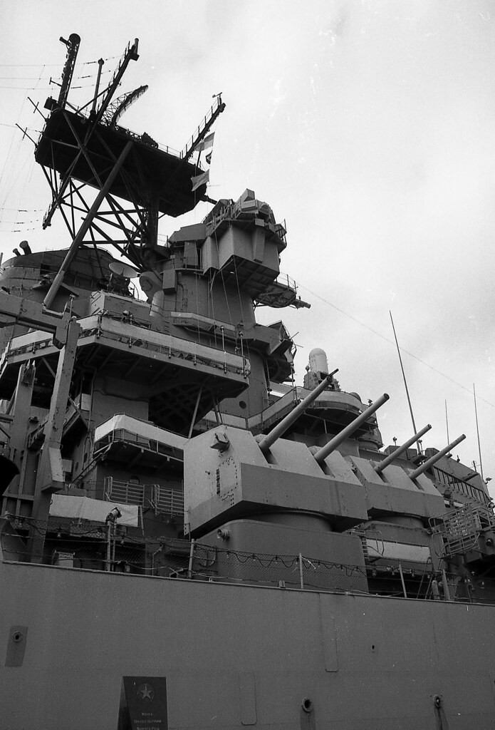 USS New Jersey - BB-62