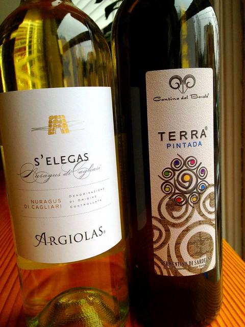 White Wines from Sardinia