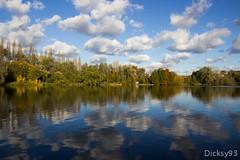 Lac du Carouge - Brétigny-sur-Orge Essonne 91