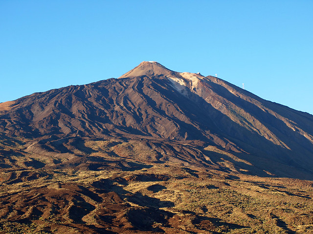 Mount Teide from Guajara, Tenerife