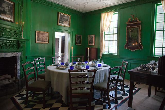 Inside Mount Vernon George Washington S Mount Vernon