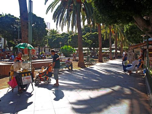 Plaza Charco, Puerto de la Cruz, Tenerife