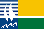 Bandeira da cidade de São José de Ribamar - MA
