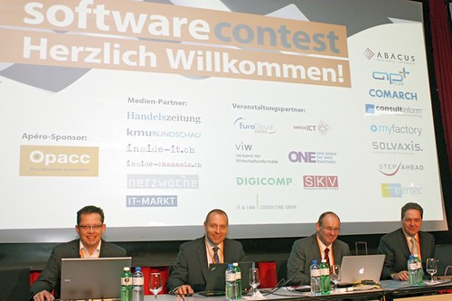 Software Contest 2013 | Bern
