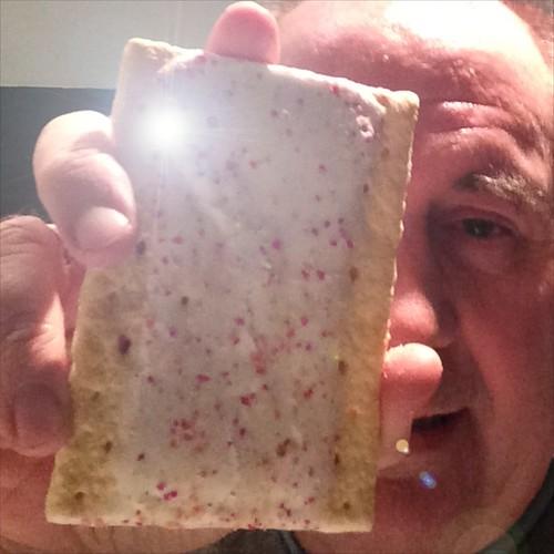 Pop Tart Selfie