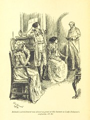 "British Library digitised image from page 6 of ""Belinda ... Illustrated by C. Hammond. With an introduction by A. T. Ritchie"""